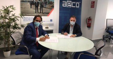 Firma Aeco-AXA seguros de la construcción.